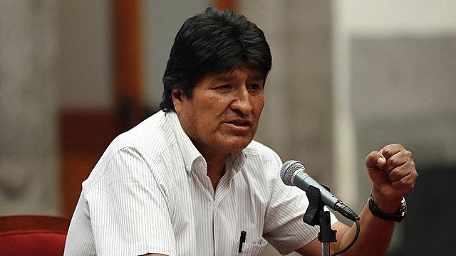 """Evo: """"Si el pueblo lo pide, estamos dispuestos a volver para pacificar Bolivia"""""""