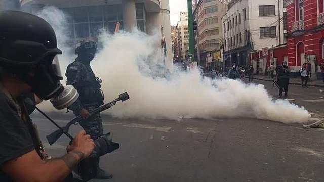 Dos muertos y dos heridos es el saldo de otra jornada violenta en Bolivia