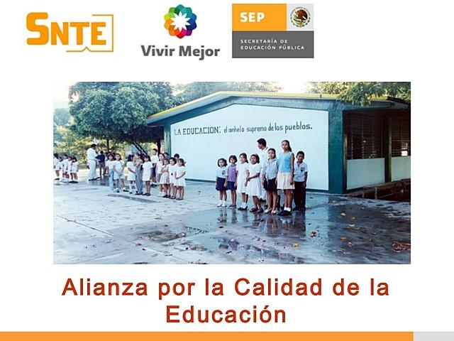 Alianza para la Calidad de la Educación