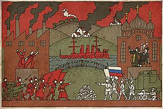 Fight for Power - Russian Civil War