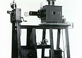 Motion Pictures Photography/Projection (1890)
