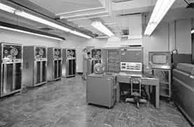 Mainframe Computers IBM 704 (1960)