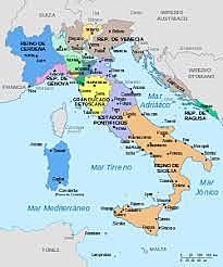 Anexión de Estados Pontificios por Italia