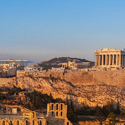 Eje cronológico Grecia Candela timeline