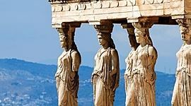 Grecia Antigua timeline