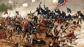 Las 13 colonias británicas en América timeline