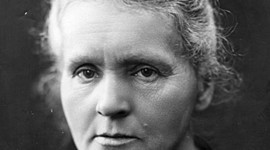 Marie Curie timeline