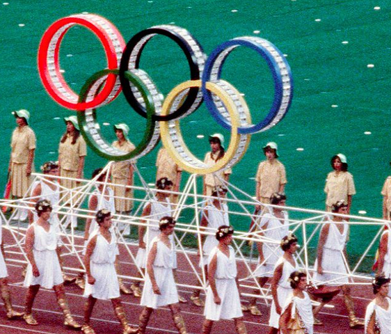 Baba disguiested by the United States and their boycotting of the olympics