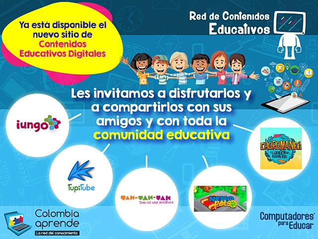 Portal Colombia Aprende.2004