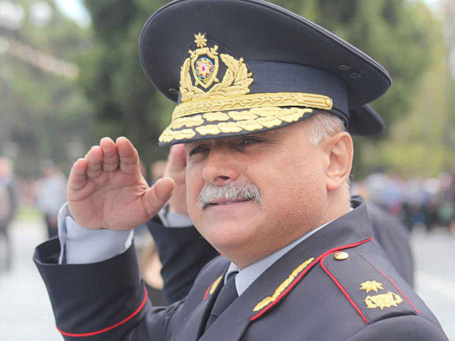 Amir meets general Sahib