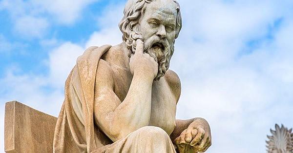 Pensamiento pedagógico de Socrates