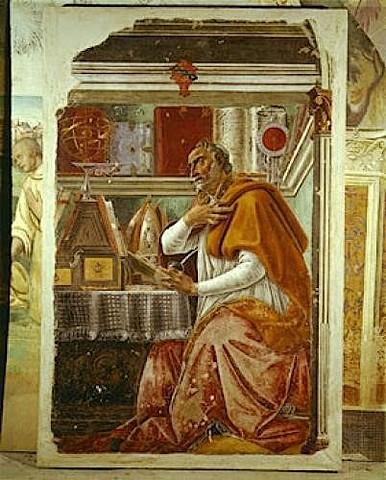 Pensamiento pedagógico de agustiniano
