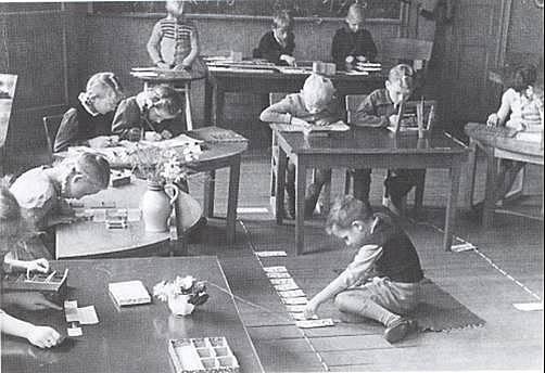 Aprendizaje tradicional