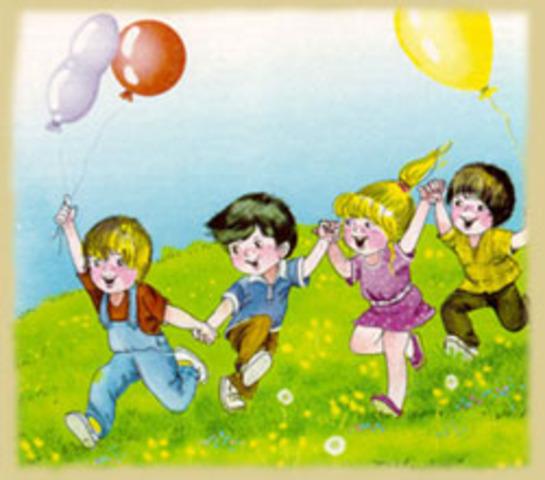 Поход в детский сад