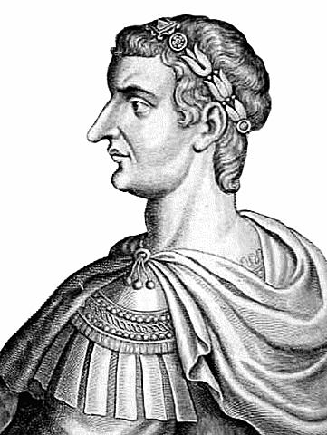 Birth of Emperor Theodosius