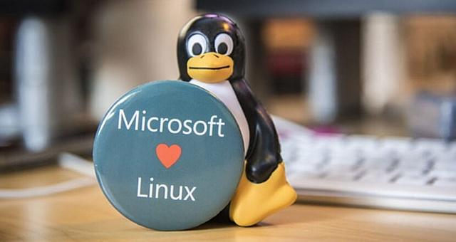 2014: Microsoft ama Linux