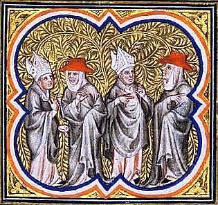 El Gran Cisma (1378-1417 d.C)