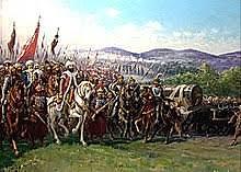 Caiguda de Constantinoble al poder dels Turcs