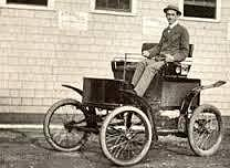 First Electric Vehicle