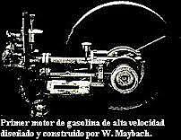 First Gasoline Engine
