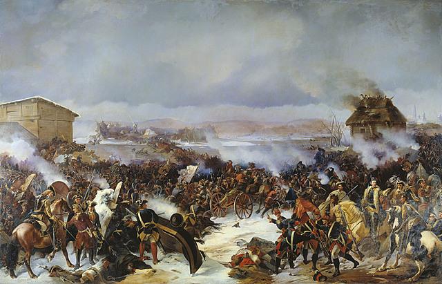 Sweden wins Battle of Narva