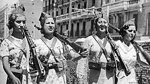 Comienzo guerra civil española