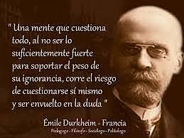 Durkheim (1935)
