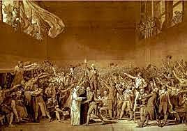 Reunión en Versalles.(rev.francesa)