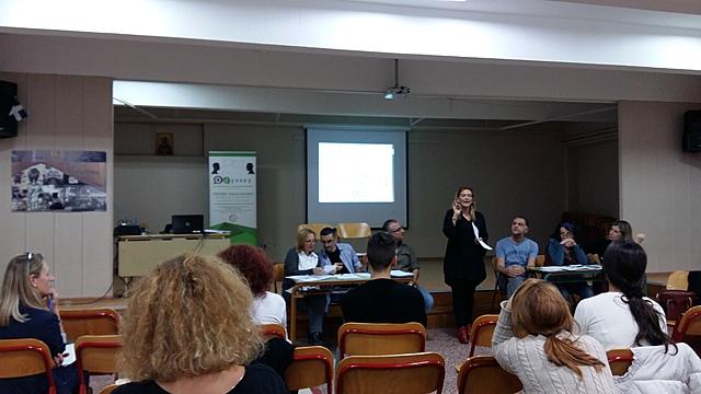 2η Επιμορφωτική συνάντηση Erasmus+ Odyssey