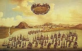 Setge ciutat de Barcelona 1713 fins l'11 de Setembre 1714