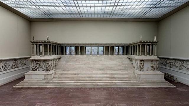 Altar de Zeus a Pergam
