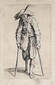 Incendi a Santa Creu per François le Clerc, Pota de Pal