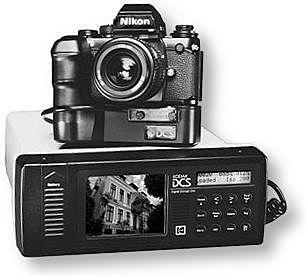 Comercialización de las cámaras digitales