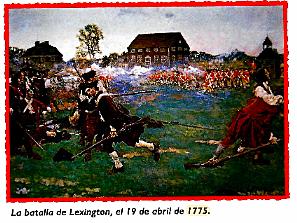 Comienzo de la Guerra de Independencia