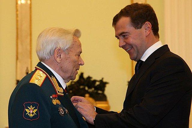 Присвоение звания Героя России