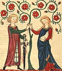 El libro del buen amor del Arcipreste de Hita  1330 a 1343