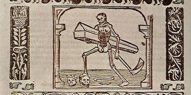 Coplas a la muerte de su padre 1440 y 1479