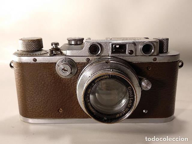 Comercialización cámara Leica