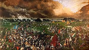 Battle of Coleto at Goliad