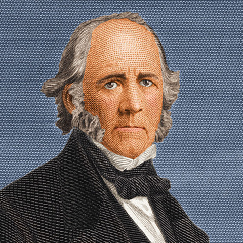 Sam Houston first President of the Republic of Texas