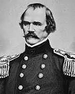 Albert Sidney Johnson in command of Texas Army.