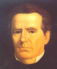 President Anson Jones is elected as President.