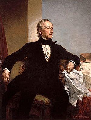 Presidency  of John Tyler