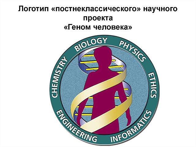 """Проект """"Геном Человека"""""""