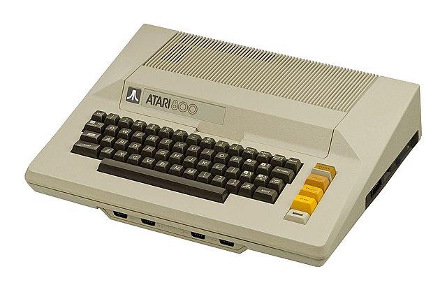 Atari 400 y Atari 800