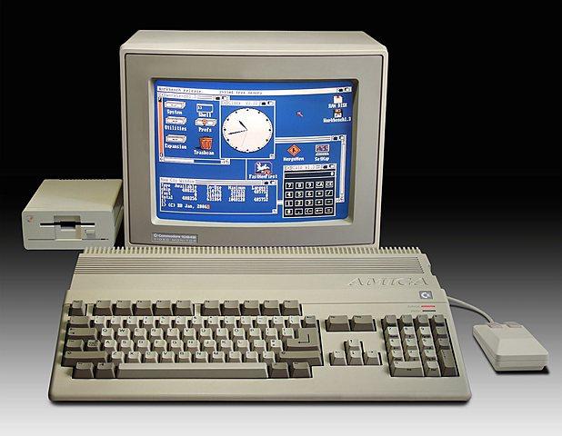 Commodore 64 / Amiga