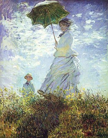 El Paseo | Monet
