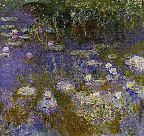 Lilas de Agua | Monet