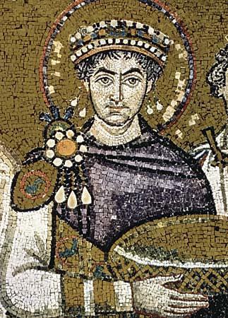 Justinian I.