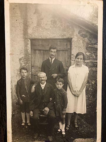 Famille de Robert Donadille